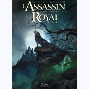 L'Assassin Royal : Tome 2 (5 à 7), Intégrale