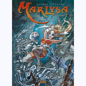 Marlysa : Tome 16, L'Emprise