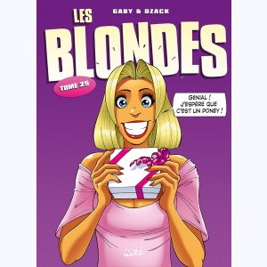 Les Blondes : Tome 25