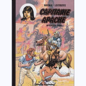 Capitaine Apache : Tome 7, Intégrale