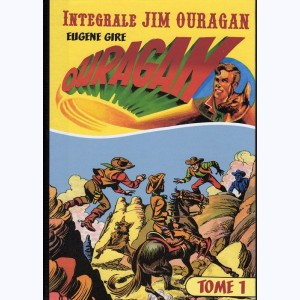 Jim Ouragan : Tome 1, Intégrale