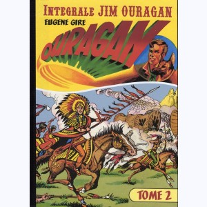 Jim Ouragan : Tome 2, Intégrale