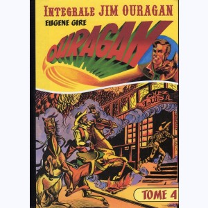Jim Ouragan : Tome 4, Intégrale