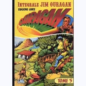 Jim Ouragan : Tome 5, Intégrale