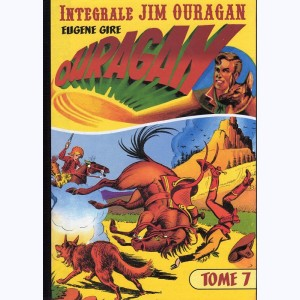 Jim Ouragan : Tome 7, Intégrale