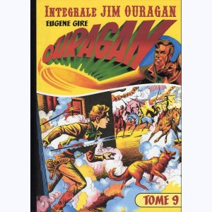 Jim Ouragan : Tome 8, Intégrale