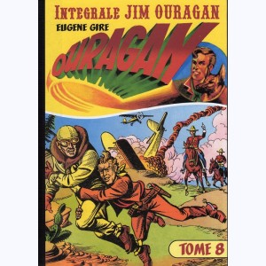Jim Ouragan : Tome 9, Intégrale