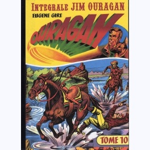 Jim Ouragan : Tome 10, Intégrale