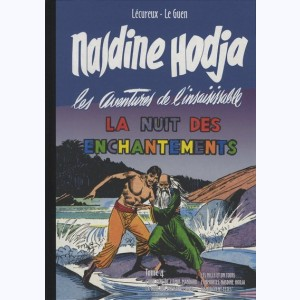 Nasdine Hodja : Tome 4, La nuit des enchantements