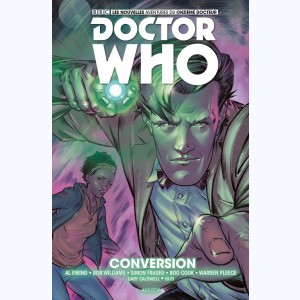 Doctor Who - Le 11° docteur : Tome 3, Conversion
