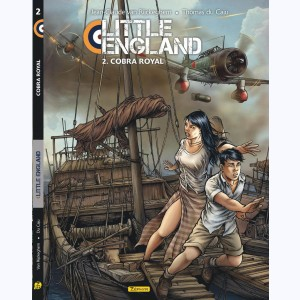 Little England : Tome 2, Cobra Royal