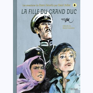 Steve Severin : Tome 6, La fille du grand duc