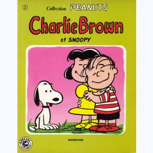 Peanuts : Tome 2, Charlie Brown et Snoopy