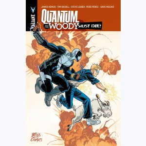 Quantum & Woody, Quantum and Woody Must Die !