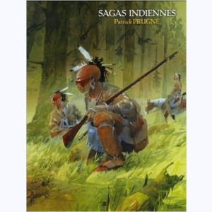 Sagas indiennes, Coffret (Frenchman,  Canoë Bay, Pawnee)