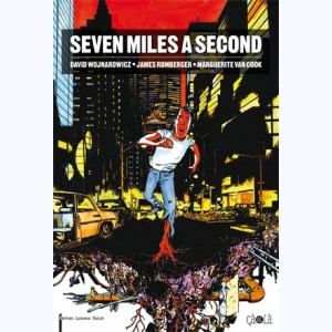 Seven miles a second