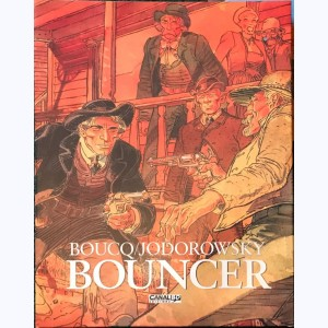 Bouncer : Tome (1 & 2), Coffret vide