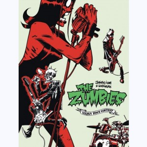 The Zumbies : Tome 2, Heavy Rock Contest