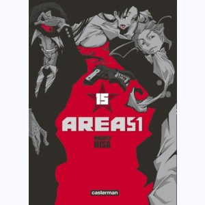 Area 51 : Tome 15