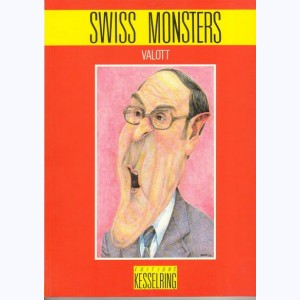Swiss Monsters : Tome 1