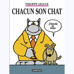 Le Chat : Tome 21, Chacun son chat