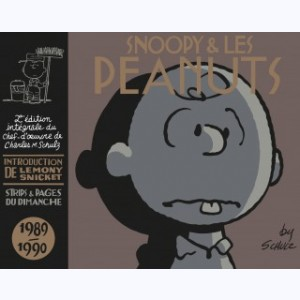 Snoopy & les Peanuts : Tome 20, Intégrale 1989 / 1990