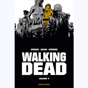 Walking Dead : Tome 4 (7 & 8), Prestige