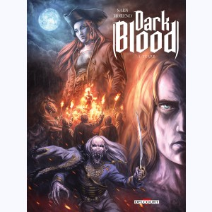 Dark Blood : Tome 1, Icare