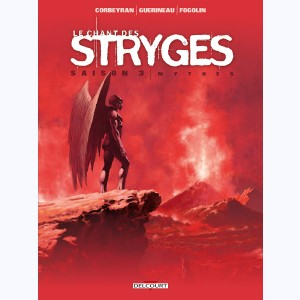 Le chant des Stryges : Tome 18, Mythes
