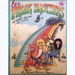 Les Freak Brothers : Tome 3