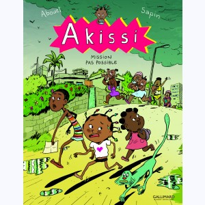 Akissi : Tome 8, Mission pas possible