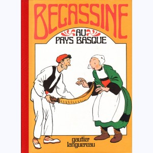 Bécassine : Tome 12, Bécassine au Pays Basque
