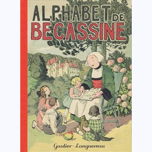 Bécassine, Alphabet de Bécassine