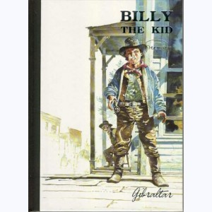 Trilogie (Hermann) : Tome 2, Billy the kid