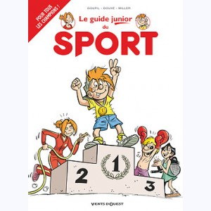 Les Guides Junior : Tome 20, Le Sport