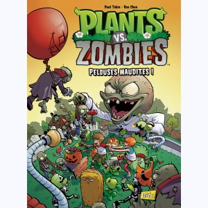 Plants vs. zombies : Tome 8, Pelouses maudites !