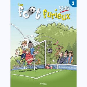 Foot Furieux Kids : Tome 3