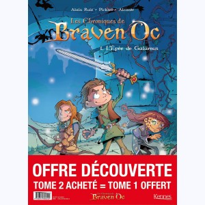 Braven Oc : Tome (1 & 2), Pack