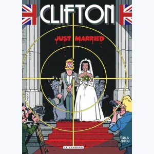 Clifton : Tome 23, Just Married