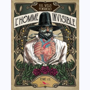 L'homme invisible (Pontarolo) : Tome 1/2