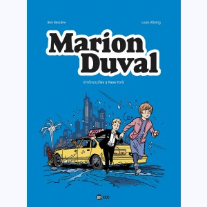 Marion Duval : Tome 27, Embrouilles à New York
