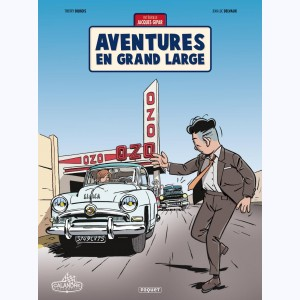 Jacques Gipar : Tome (4 à 6), Aventures en Grand Large