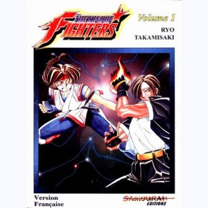 King of fighters : Tome 1
