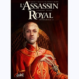 L'Assassin Royal : Tome 3 (8 à 10), Intégrale