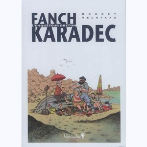 Fanch Karadec : Tome (1 à 4), Coffret