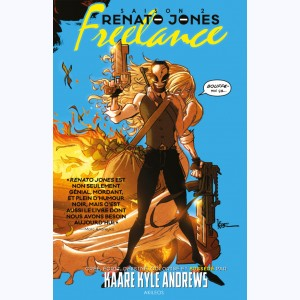 Renato Jones : Tome 2, Freelance