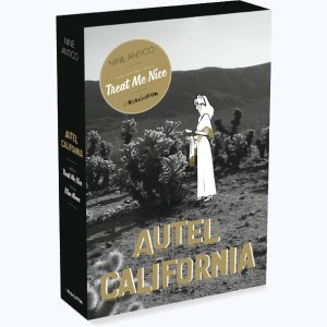 Autel California, Coffret