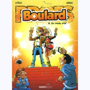 Boulard : Tome 6, en mode star
