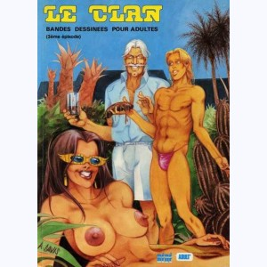 Le clan : Tome 3