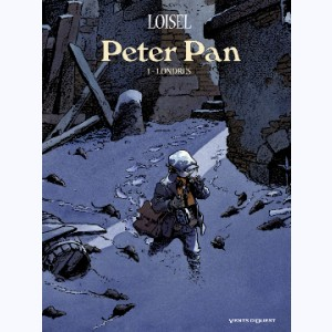 Peter Pan (Loisel) : Tome 1, Londres